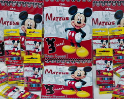 Kit de colorir Mickey Mouse