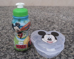 Kit Lanche Mickey Mouse