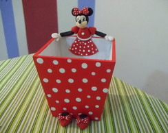 Mini Cachepô Minnie
