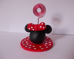 Porta Recado Da Minnie