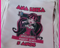 Mochilinha Monster High