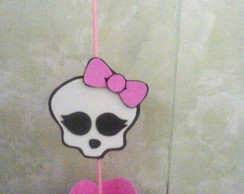 Centrinho de mesa Monster High