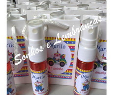 Mini aromatizador spray - circo