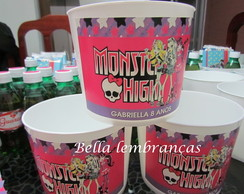 Kit Pipoca Monster High