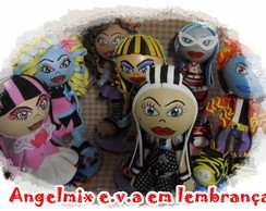 Oficina Virtual Monster High fofuchos