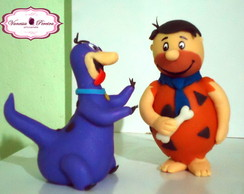 Freed e Dino Flintstone
