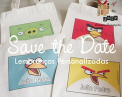 Ecobags - Angry Birds