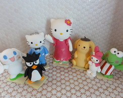 Turma da Hello Kitty