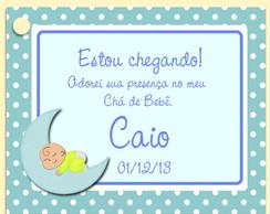 Tag Chá de Bebê | Elo7