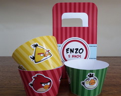 PERSONALIZADOS ANGRY BIRDS