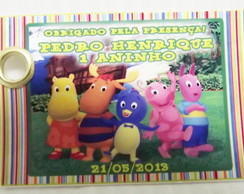 Tag Backyardigans com ilhós