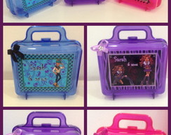 Maletinha monster high - Clawdeen
