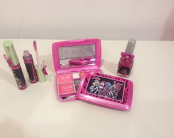 Kit De Maquiagem Monster High