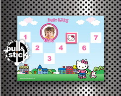 Quadro Incentivo Hello Kitty