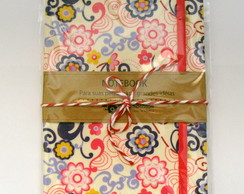 Caderno Brochura Arabesque