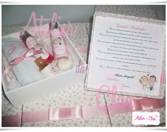 Kit Beleza Especial - Rosa Floral