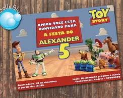 Toy Story Kit Festa Digital New