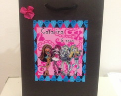 Sacolinha Personalizada Monster High