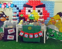 Angry Birds - Decor Festa Infantil II