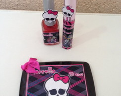 Kit De Beleza monster high