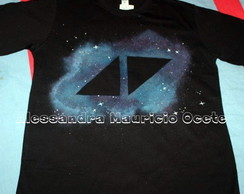 Camiseta Galaxy Avicii