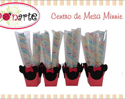 ACM00Centro de mesa Minnie - Marshmallow