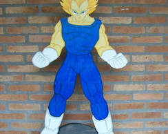 Dragon Ball Z - Cenário Mdf