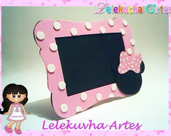 Porta Retrato Minnie fto 10x15