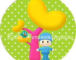 Arte digital Pocoyo
