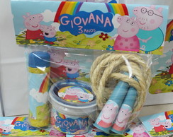 Mini Kit Diversão Peppa Pig