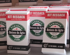 Caixa Kit Ressaca