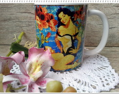 Caneca Pin Up
