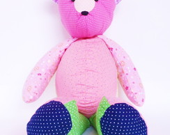 Urso Patchwork Color