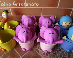 Cachepô do Pocoyo