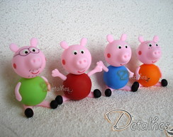 Personagens Peppa Pig