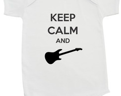 Keep Calm and Guitarra -Body