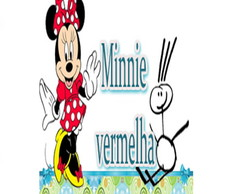 Mickey e Minnie charmosos