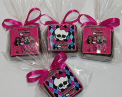 Mini pão de mel - Monster High