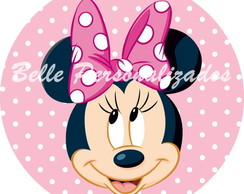 Arte Digital Minnie Baby