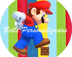 Arte digital Mario Bros