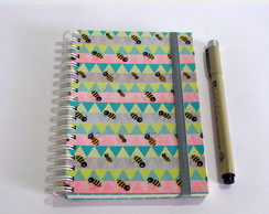 Caderno Little Bee