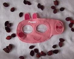 Mascara Peppa Pig e George