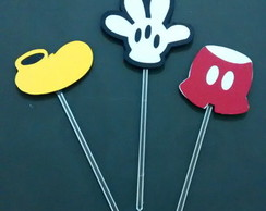 Toppers personalizado Mickey