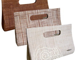Clutches e Carteiras