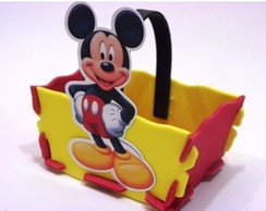Cestinha do Mickey.