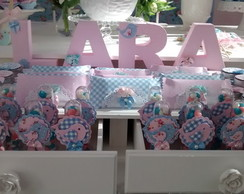 Letras decoradas 3d
