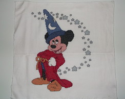 mickey bordado