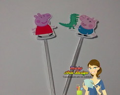 Toppers Corte Especial - Peppa Pig