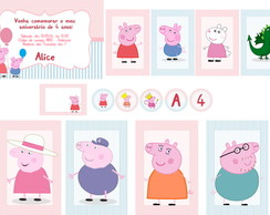 KIT DIGITAL - PEPPA PIG
