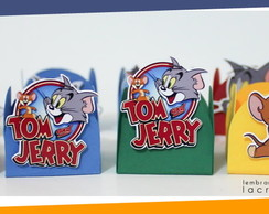 Forminhas Tom e Jerry -20unid